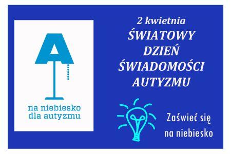 Światowy Dzień Świadomości Autyzmu – Miejski Ośrodek Pomocy ...