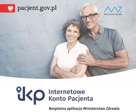 Korzystaj z Internetowego Konta Pacjenta