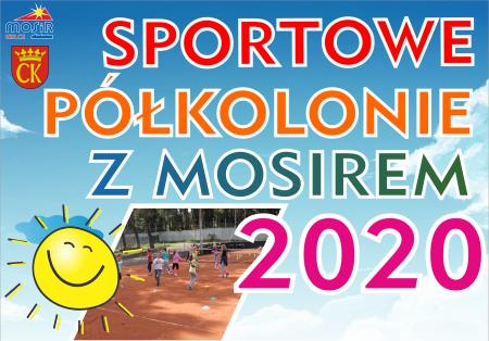 Sportowe Półkolonie zMOSiR-em