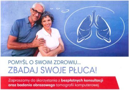 Badania przesiewowe wkierunku wczesnego wykrywania raka płuc