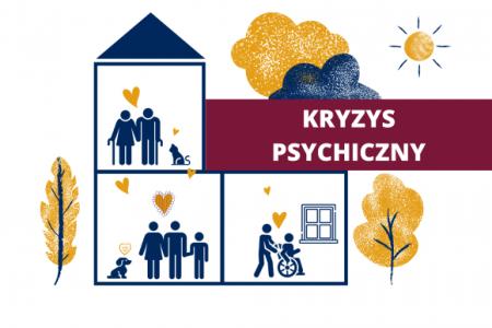 """Zaproszenie doudziału wprojekcie """"Razem możemy więcej – wsparcie rodzin wychodzących zkryzysu zdrowia psychicznego"""""""