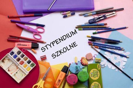 Stypendia szkolne 2020/2021