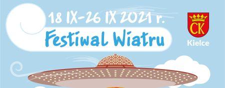 Zaproszenie naKielecki Festiwal Wiatru